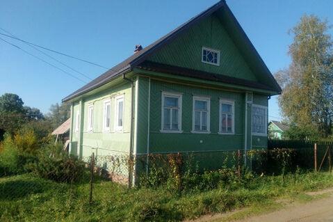 Продам дом в деревне у реки - Фото 2