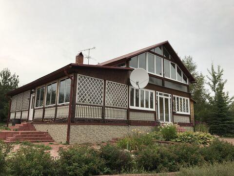 Загородная усадьба по Ярославскому шоссе 85 км от МКАД - Фото 3