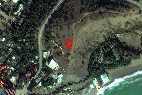 Земельный участок Алушта, с Рыбачье 25 соток ИЖС - Фото 2