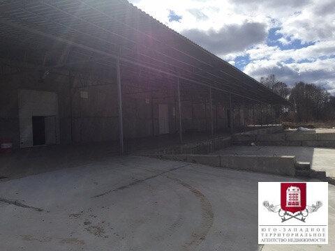 Аренда склада, 1500 м2 - Фото 2