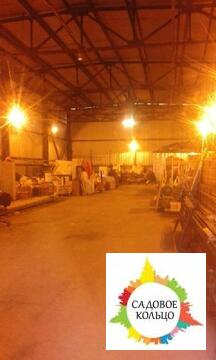 Под склад, ангар из металлоконструкций, неотапл, выс.: 5 м, пол бетон - Фото 4
