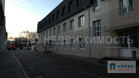 Аренда офиса 355 м2 м. Бауманская в бизнес-центре класса В в Басманный - Фото 3