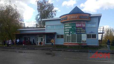 Торговый центр п. Шексна - Фото 1