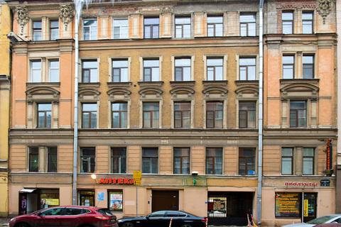 Продаётся 25-метровая комната в центре Питера, 15 мин.пеш. от метро - Фото 2