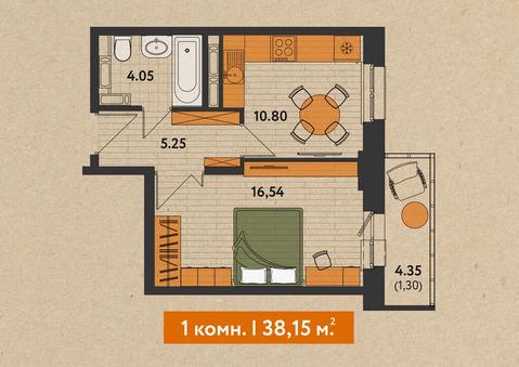 Объявление №50999317: Квартира 1 комн. Красноярск, ул. Турбинная, 29,