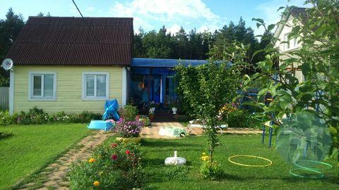 Продается дом в деревне, 40 км от МКАД. - Фото 1
