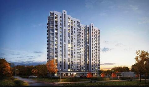 3-комн. квартира 76,49 кв.м. в доме комфорт-класса ЮВАО г. Москвы - Фото 1