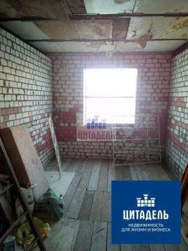 Участок с незавершённым домом - Фото 5