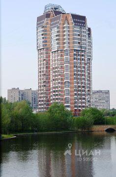 2-к кв. Москва Мичуринский просп, 80 (80.0 м) - Фото 1