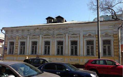 Продажа представительского особняка 1383 м2 в ЦАО на Б.Ордынке - Фото 1