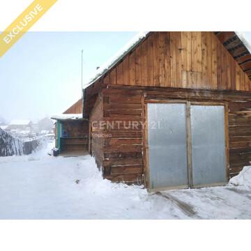 Частный дом Хатын Урэх улица Сибирская  2 500 000 - Фото 1