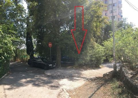 Земельный участок в Ялте, Массандра, 1 сот, малоэтажная жилая застройк - Фото 2