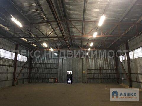 Аренда склада пл. 640 м2 м. Авиамоторная в складском комплексе в . - Фото 2