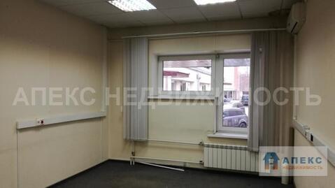 Аренда офиса 150 м2 м. Октябрьское поле в административном здании в . - Фото 4