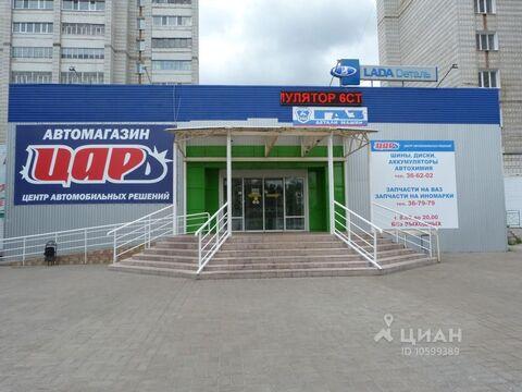 Продажа торгового помещения, Ульяновск, Гая пр-кт. - Фото 1