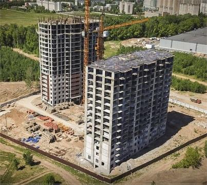 """1-к квартира ЖК """"Палитра"""" (38,00 кв.м.) - Фото 2"""