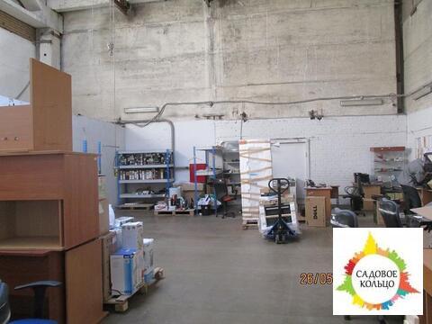 Капитальное отапливаемое здание, производственно-складское помещение н - Фото 1