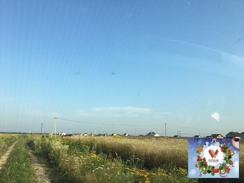 Д.Аленино 10 соток в газифицированной деревне, всего 65км от МКАД - Фото 2