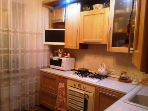 Двухкомнатная квартира г. Руза, Базарный переулок. - Фото 5