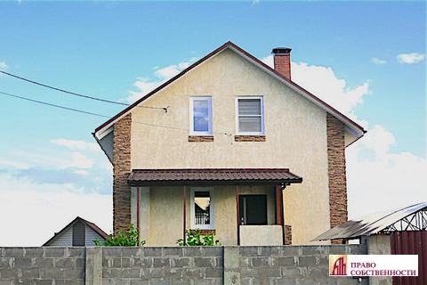 Новый дом в д.Клишева - под ключ, Рядом г.Раменское - Фото 2