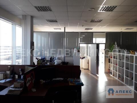 Аренда офиса 119 м2 м. Тушинская в бизнес-центре класса В в . - Фото 5