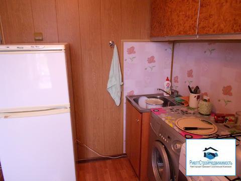 Квартира в кирпичном доме с большой кухней и балконом - Фото 4