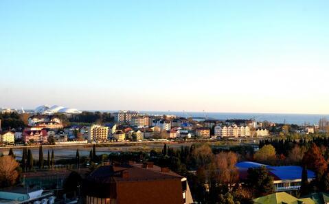 Двухкомнатная квартира в самом центре Адлера с шикарным видом на море! - Фото 2