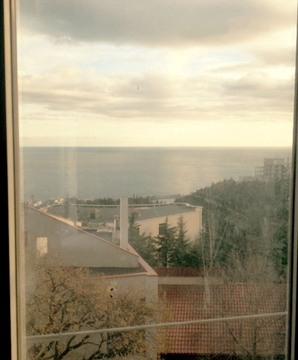 2-к квартира, 50 м2, 2/5 эт, с видом на море в Ялте - Фото 4