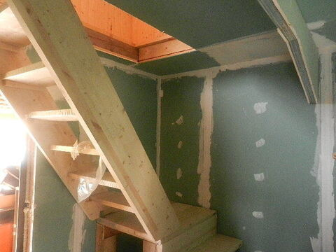 Продам новую 2-х этажную дачу из бруса массив Рубеж, СНТ Дружба. - Фото 4