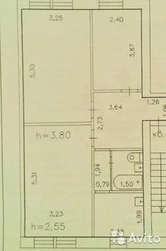 3-к квартира, 62 м, 6/6 эт. - Фото 1