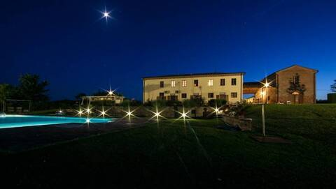 Аренда агротуристической усадьбы в Кастильон-Фьорентино, Тоскана - Фото 1