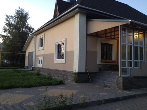 Продаётся коттедж в деревне Ройка 240кв.м. на участке 25 соток. - Фото 1