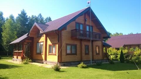 Дом 210 м2, Баня, Газ, кп Марёнкино-3 - Фото 1