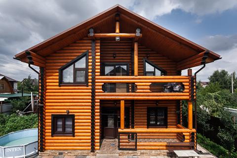 Продается 2-этажный дом 168 кв.м, СНТ Ручеек, г. Люберцы - Фото 1
