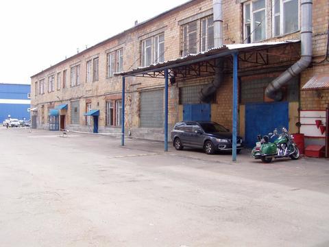 Аренда - теплый склад, помещение под производство, м. Войковская - Фото 1