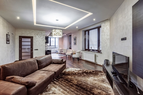 Продажа квартиры, м. Мичуринский проспект, Ул. Раменки - Фото 1