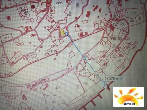 Продажа земельного участка 17.5 соток в Алупке. - Фото 3
