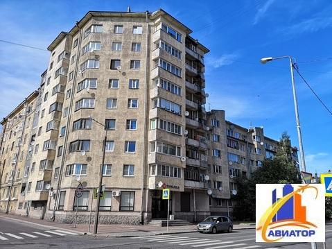 Продается 4 комнатная квартира на Московском проспекте 4 - Фото 1