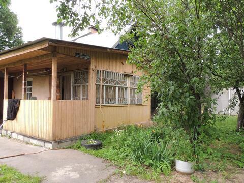 Часть дома на участке 5 соток в городе Мытищи поселок Дружба - Фото 3