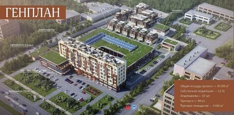 Продажа апартаментов 40 м2 в элитном ЖК на Дмитровском ш.81 - Фото 4