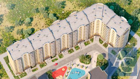 """1к квартира 33 м2 в ЖК """"Каравелла"""" у моря рядом с «Динопарком» - Фото 1"""