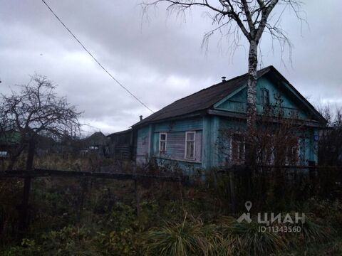 Продажа дома, Бокситогорск, Бокситогорский район, Ул. Саперная - Фото 1