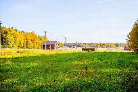 Продается ровный солнечный земельный участок 8,8 соток в кп Брусника - Фото 2