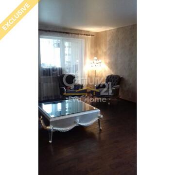 2 комнатная квартира Юмашева 5, Купить квартиру в Екатеринбурге по недорогой цене, ID объекта - 320649731 - Фото 1