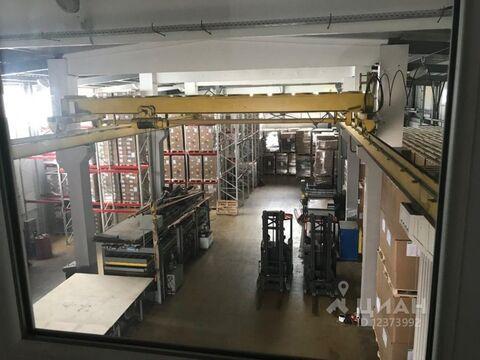 Аренда производственного помещения, Щелковский район - Фото 2