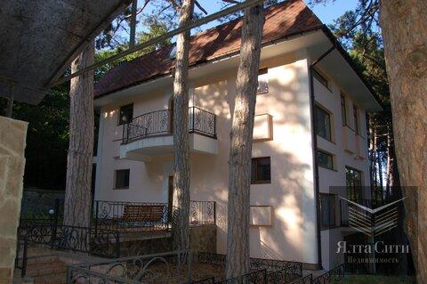 Горный, 3-этажный дом в охраняемом коттеджном поселке - Фото 2