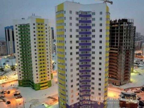 Продажа двухкомнатной квартиры на Солнечной улице, 10 в Самаре, ЖК ., Купить квартиру в Самаре по недорогой цене, ID объекта - 320163556 - Фото 1