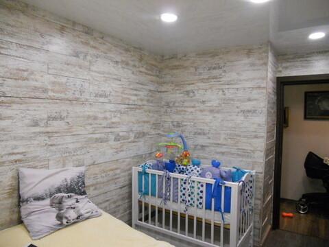 Продается 2-комнатная квартира на 4-м этаже в 5-этажном панельном доме - Фото 3