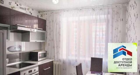 Квартира ул. Семьи Шамшиных 90/5, Аренда квартир в Новосибирске, ID объекта - 317079444 - Фото 1