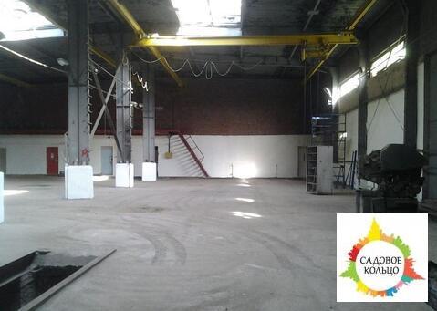 Сдам производственное помещение 1200 м? не отапливаемый, бетонное отде - Фото 3